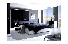chambre à coucher adulte pas cher chambre adulte design pas cher chambre adulte alex complte en noir