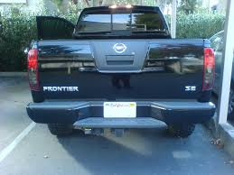 nissan frontier xe 2008 powdercoated stock front and rear bumpers page 2 nissan