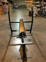 midwest used fitness equipment cybex olympic incline bench