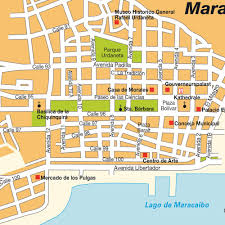 Venezuela Map Map Maracaibo Venezuela Maps And Directions At Map