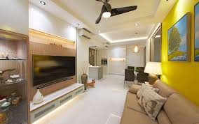 Hip Room Design Ideas Singapore For Beautiful Homes - Living room design singapore