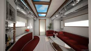 Most Expensive Interior Designer Bbc Autos The Elemment Palazzo A 3m Land Yacht