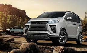 new mitsubishi evo 2018 2018 mitsubishi delica previewed by concept heading to tokyo motor