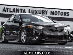 2012 used acura tsx 4dr sedan i4 manual special edition at atlanta