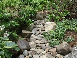 dry creek bed landscaping ideas plan dream houses