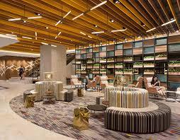 Hotel Interior Design Singapore Hotel Renovation Shows The Tendencies Of Contemporary Design