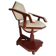 frank lloyd wright price tower secretary armchair 1955 for sale