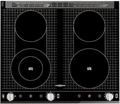 Hybrid Gas Induction Cooktop Gas Induction Cooktop From Highland