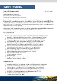 Resume Sample Copy Paste by Town Planner Resume Template 037