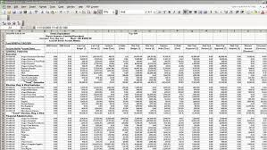 business budget template excel free monthly business expense