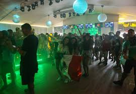 heineken powers coachella party with a kinetic dance floor