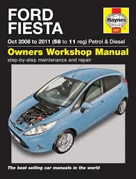 ford fiesta petrol u0026 diesel 08 11 haynes repair manual