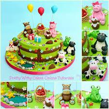 the 25 best farm cake ideas on pinterest farm birthday cakes