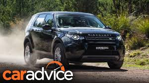 land rover car discovery 2017 land rover discovery sport se review caradvice youtube