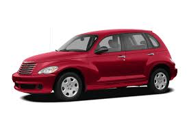 2009 chrysler pt cruiser new car test drive