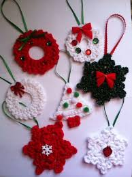 30 wonderful diy crochet ornaments crochet