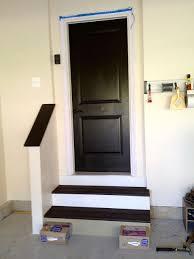 Garage Stairs Design Garage Makeover U003d Dreaming Of A Ryan Homes Florence Diy