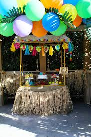 luau party celebrate with a bright luau party s party plan it