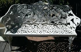Cast Bench Ends Antique Iron Garden Bench U2013 Amarillobrewing Co