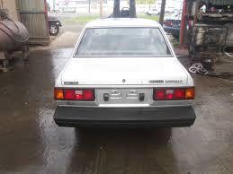 toyota corolla 83 toyota corolla coupe 1983 silver for sale jt2ae72d5d0003618 83