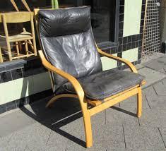Danish Leather Armchair Danish Leather Armchair Collectika Vintage And Retro Furniture Shop