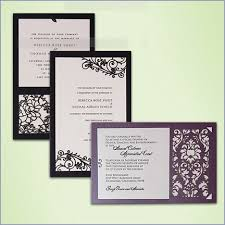 invitation kits the inspiring collection of wedding invitation kits in history