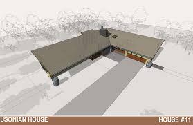 house 11 u2013 the usonian house jody brown architecture pllc