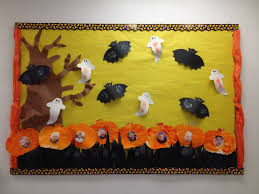 infant halloween bulletin board awesome teacher ideas