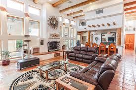 Southwestern Style Adobe Style Home Offers Slice Of Southwest U2013 Las Vegas Review Journal