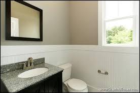 bathroom beadboard captivating wainscoting small bathroom home