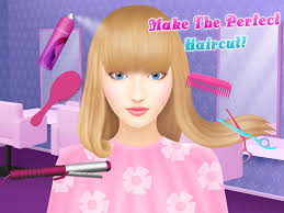 make the hairstyle for the bride in the make up games for girls angelina u0027s beauty salon u0026 spa android apps on google play