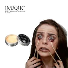 halloween prosthetic makeup kits silicone makeup for scars saubhaya makeup