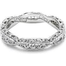 tacori wedding bands 23 best tacori classic crescent images on jewelery
