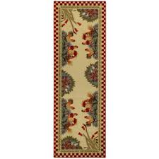 Kitchen Rug Sale Runner Rugs For Kitchen Kitchen Mat Rooster Silhoutte Rooster