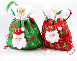 gift bags christmas aliexpress buy 2017 new christmas gift bag for candy