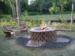 Firepit Images Brick Pit Design Ideas Hgtv