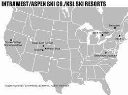 Aspen Colorado Map by Steamboat Ski Resort Acquired By Aspen Skiing Co Ksl Capital