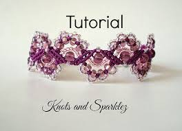 bracelet macrame patterns images Tutorials knots and sparklez jpg