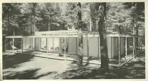 Small Mid Century Modern Homes Vintage House Plans Mid Century Homes Pinterest 1960s