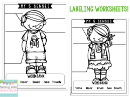 Visual Discrimination Worksheets Circle The Picture That Is Different 4 Worksheets Preschool