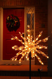 unique outdoor lights decoration tree