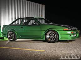 toyota big cars 1986 toyota corolla coupe tuning u0027til broke modified magazine