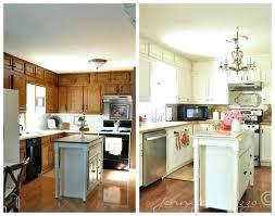 modernizing oak kitchen cabinets golden oak kitchen cabinets paint colors ideas great update honey