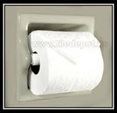 Tissue Holder Recessed Tissue Holder Extended Standard Colors By Hcp Industries