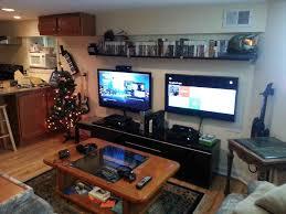 livingroom pc awesome gamer living room gallery davescustomsheetmetalcom pc