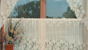 kitchen curtains with coffee theme curtains exquisite red tier kitchen curtains unforeseen peach
