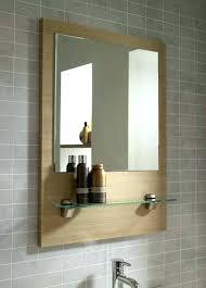 bathroom mirror shelftop at round mirror with shelf bathroom