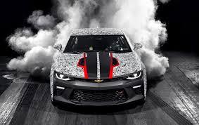 2016 camaro ss concept chevy camaro ss drag racing development concept burns rubber