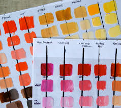 100 paint mixing colors how to mix car paint understanding