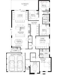 foundation floor plan rose bay single storey foundation floor plan wa tracey miller